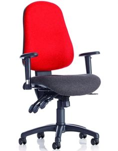 Horizon Heavy Duty #Ergonomic Chair - Available in Multiple Colours