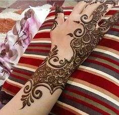 Beautiful Mehendi / Henna designs