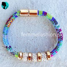 Náramok Ethno Blue  #bracelet #bracelets #accessories #jewelry #bijouterie #bizuteria #naramok #dnesnosim http://femmefashion.sk/naramky/2502-naramok-ethno-blue.html
