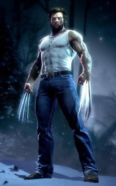 #Wolverine #Fan #Art. (Wolverine, Game 360) By: Game shot. AWESOMENESS!!!