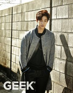 Song Jae Rim For GEEK's April 2015 Issue (UPDATED) | Couch Kimchi