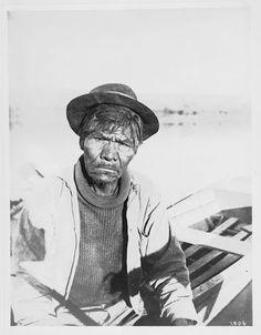 Chemehuevi man - 1906