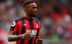 Download imagens Jermain Defoe, 4k, jogadores de futebol, Bournemouth, Premier League, Defoe, futebol