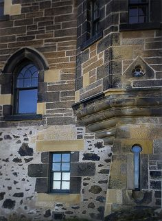 The Gothic Tower, City Observatory, Calton Hill, Edinburgh | Flickr - Photo Sharing!