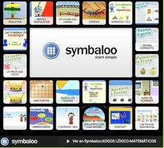 Symbaloo con recursos lógico-matemáticas