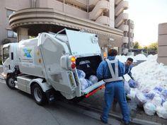 「ゴミ収集車」の画像検索結果
