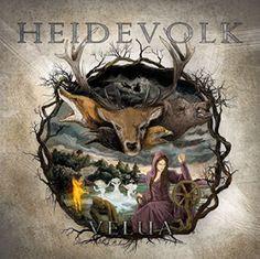 Heidevolk - Velua (2015) review @ Murska-arviot #vikingmetal #folkmetal