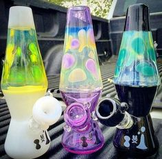 Lava Lamp Water Pipe Source by tabatha_gratz