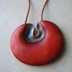 Украшения из дерева и природных материалов. Часть 1 - Ярмарка Мастеров - ручная работа, handmade