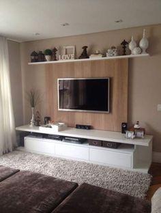 Living Room Elegant Modern Decor 57 Ideas #roomdecor #livingroom