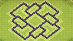 awesome Clash Of Clans - Best Town hall 7 Trophy Base / Town hall 7 War base (…
