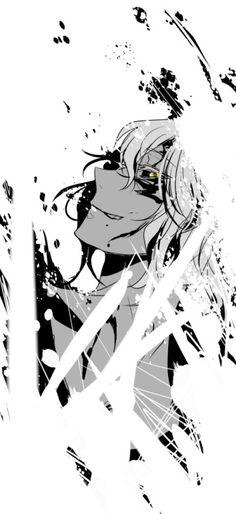 Allen/Nea - D-gray man