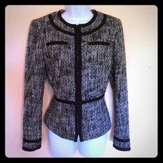 JONEAS NEW YORK SIGNATURE JACKET  Pre-owned, like new condition Jones New York Jackets & Coats