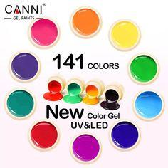 #50618 New 2017 CANNI Nail Art Tips Design Manicure141 Color UV LED Soak Off DIY Paint Color Gel Ink UV Gel Nail Polish Lacquer -  http://mixre.com/50618-new-2017-canni-nail-art-tips-design-manicure141-color-uv-led-soak-off-diy-paint-color-gel-ink-uv-gel-nail-polish-lacquer/  #NailGel