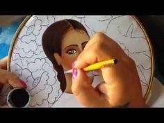 Pintura en tela vendedora de Flores # 2 con cony