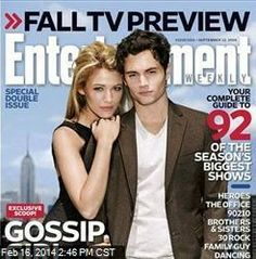 Latest News:   10 TV Couples Who Were Together in Real Life.  These television couples, rounded up by PopSugar, liked each other so much that they were (or still are) also couples in real life: Blake Lively and Penn Badgley: They dated for a while, and their Gossip Girl characters Serena and Dan ended up together in the end. Ginnifer Goodwin and Josh Dallas: They play Snow White and Prince Charming on Once Upon a Time. Get all the latest news on your favorite celebs at…