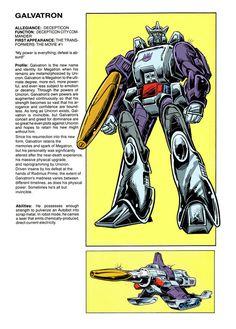 Behold... Galvatron by Soulman-Inc.deviantart.com on @deviantART