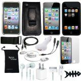 DigitalsOnDemand Accessory Bundle for New Apple iPod Touch iTouch Gen Generation , iPhone cases Ear Sound, Usb Dock, Car Audio, Ipod Touch, Screen Protector, Iphone Cases, My Love, Apple, Electronics
