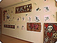 """On the Wall"" exhibition at Surf Leça_Surf Art Gallery_Portugal"