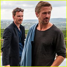 Ryan Gosling & Michael Fassbender Get Caught in a Love Triangle in 'Song to Song' Trailer