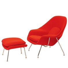 Saarinen Womb Chair   Knoll   Eero Saarinen