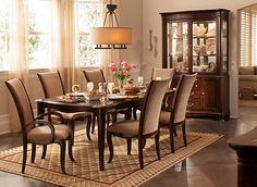 kasari 7 pc dining set dining sets raymour and
