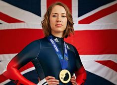 Why I'm voting for – Lizzy Yarnold Bath Uk, Team Gb, Tv Presenters, Olympic Games, Olympics, Swimwear, Twitter