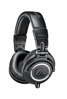 Audio Technica - ATH-M50x. Beats all Beats by miles. Crisp sound and great noise isolation. Perfect for the office and the three different detachable cables allow for the perfect setup in every situation.