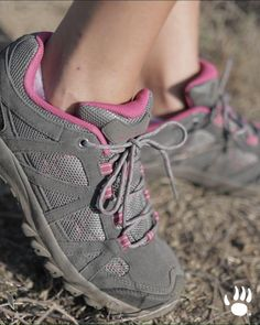 Take BEARPAW On The Trails