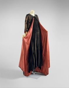 Mariano Fortuny, Ensemble, ca. 1920, The Metropolitan Museum of Art, New York