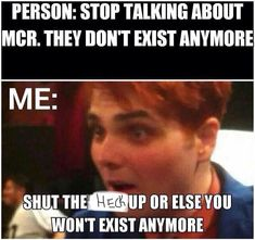 Edited cuz swearing isn't nice kids, but this is srsly me