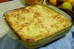Foto de la receta de suflé de atún