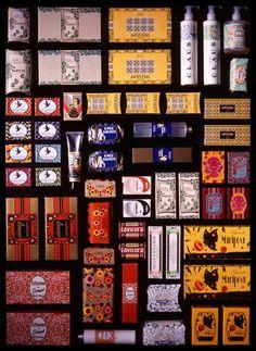 Vintage Portuguese Brands: Saboaria Portuguesa, Claus Porto, Beijaflor, Confiança e Casulo.