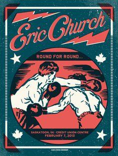 Eric Church - Saskatoon, SK