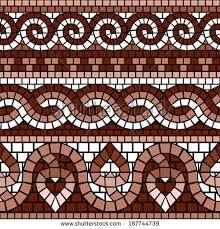 Image result for greek mosaic patterns