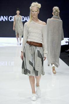Ivan Grundahl S/S 2013.  Copenhagen Fashion Week.
