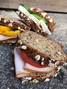 Sandwiches, Picnic, Veggies, Make It Yourself, Baking, Breakfast, Restaurants, November, Life