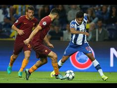 FC Porto e Roma empataram a um golo na primeira mão do play-off de acesso à fase…