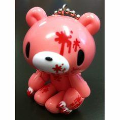 Gloomy Bear keychain