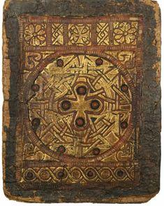 Coptic binding...7th or 8th century