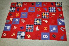Decke für kids