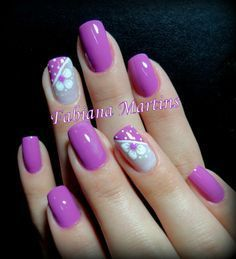 Nail art Christmas - the festive spirit on the nails. Over 70 creative ideas and tutorials - My Nails Fingernail Designs, Toe Nail Designs, Fabulous Nails, Gorgeous Nails, Pedicure Nail Art, French Pedicure, French Toe Nails, Pretty Nail Designs, Purple Nails