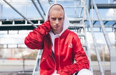 Bomber Jacket // SS18 // Outdrop Clothing #bomber #bomberjacket #ss18 #jacket Rain Jacket, Bomber Jacket, Fashion Line, Aw17, Windbreaker, Editorial, Product Launch, Clothing, Jackets