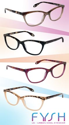 FYSH Specs for Gals Hooked on Life: http://eyecessorizeblog.com/2014/12/fysh-specs-gals-hooked-life/