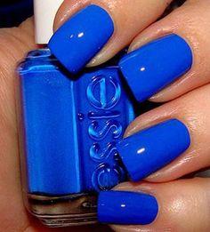 Kentucky blue! Love this color, so cute!