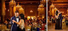 Drake Hotel Gold Coast Room Chicago Wedding Photos    Ann & Kam Photography & Cinema: www.annkam.com
