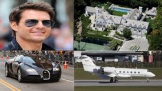 Tom Cruise's Biography  Net Worth  Family  House  Cars  Bike  Privat Jet   2016.  Tom Cruise  net worth is estimated at $480 million. Born  Thomas Cruise Mapother IV  is a 3 time Oscar nominated American actor and a multi-millionaire film producer. Tom Cruise  net worth came from his works as an actor and as film producer but majority of his wealth came from his box office movies. Once counted as the sure shot ticket to success in Hollywood he is the only actor to have his six consecutive…
