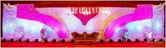 """V Decors and Events """"V Decors And Events"""" to plan and decorate your wedding and reception in grand scale Just contact us for booking: V Deco. Engagement Stage Decoration, Marriage Decoration, Wedding Stage Decorations, Birthday Party Decorations, Flower Decorations, Indian Wedding Stage, Wedding Stage Backdrop, Event Management, Management Company"""
