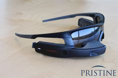 Recon Jet Smart Glasses, Right View with Logo