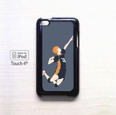 hinata shouyou haikyuu AR for iPod 4/5 applecase